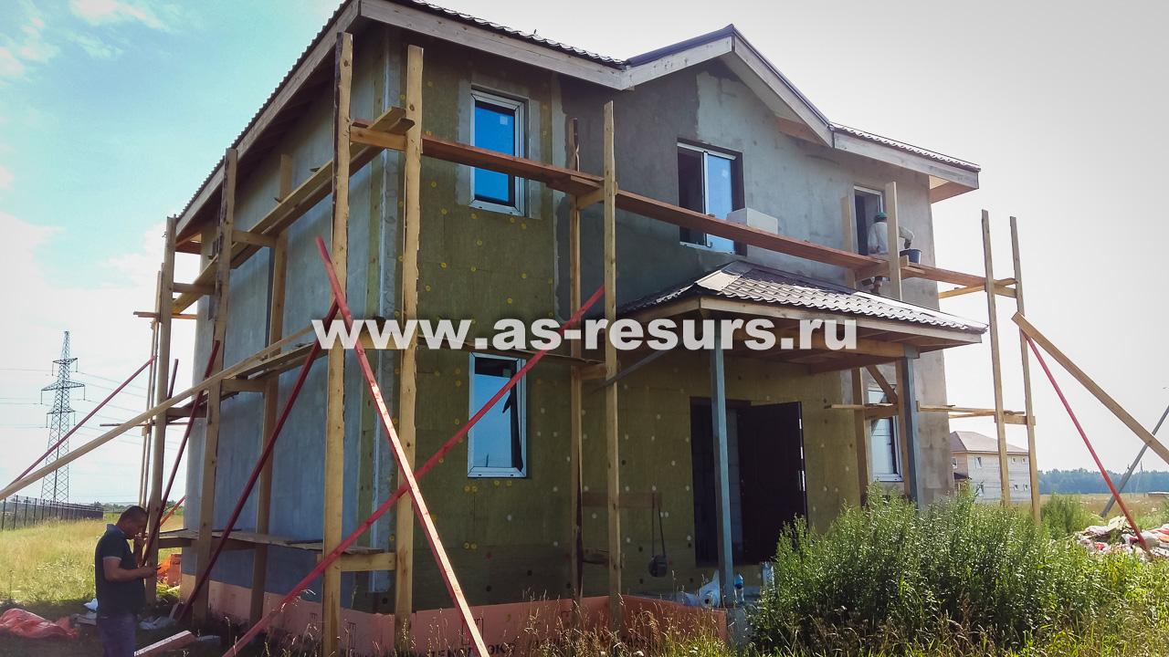 Строительство каркасных домов под ключ Проекты и цены