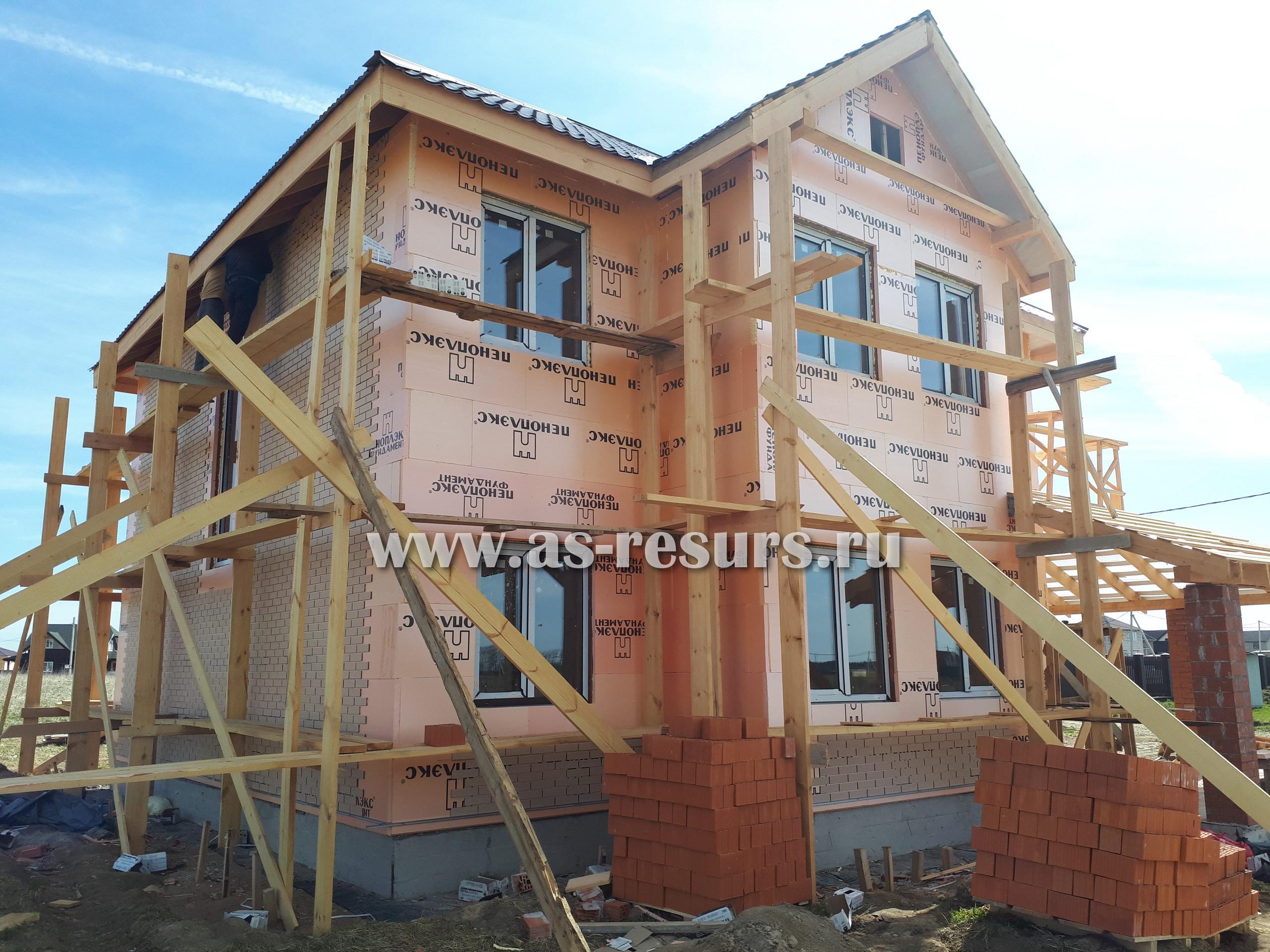 Проекты домов из кирпича с фото, проекты кирпичных домов